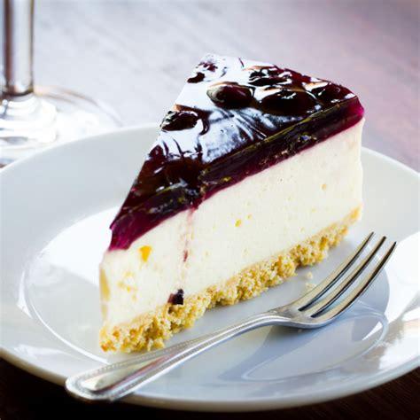recette cheesecake aux myrtilles sans beurre facile rapide