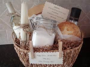 Traditional House Warming Gift Basket