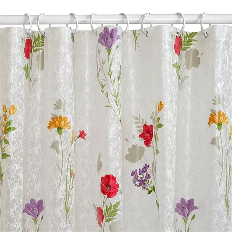 shower curtains hookless shower curtain liners altmeyers bedbathhome