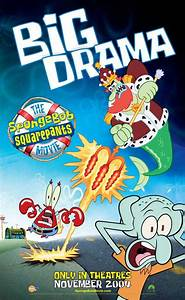 SpongeBob SquarePants Movie Posters From Movie Poster Shop