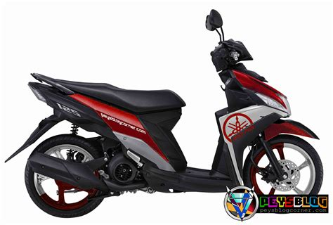 Modifikasi Mio J Merah by Modifikasi Mio M3 Warna Merah Modifikasi Motor Kawasaki