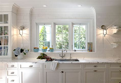 White Kitchen Ideas - kitchen - Susan Obercian Design