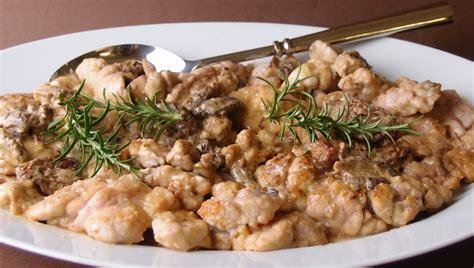 cuisiner le ris de veau mariatotal ris de veau aux morilles