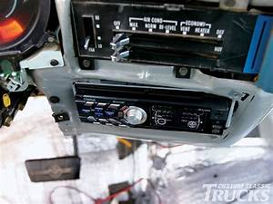 1979 Chevy C10 Stereo Install