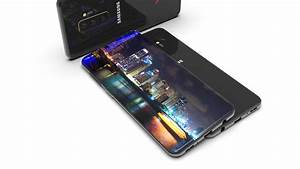 This stunning Galaxy S10 concept is the stuff dreams are ...