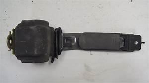 1967 Camaro Light Socket 2004 2009 Cadillac Xlr Seat Belt Left Black Used