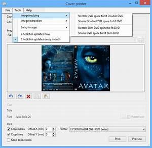 nodesoft cover printer screenshot and download at With cd cover printing software