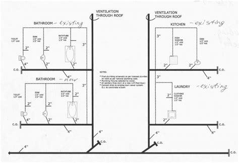 riser diagram whats wrong plumbing diy home