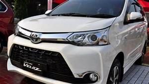 All New Toyota Avanza Veloz 2017