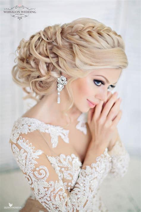 glamorous wedding hairstyles the magazine