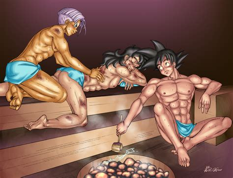 Dragon Ballz Hentai Image 41287