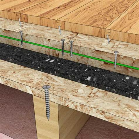 soundproofing wooden floors spc solution 3 soundproof floor assembly soundproofing company