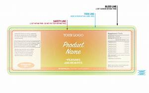 private label supplement labeling services custom white With 4 oz bottle label template