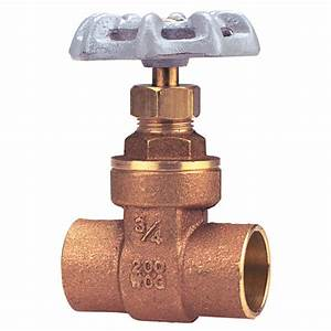 Gate Valve - Si-8 - Nibco   Shut  For Water
