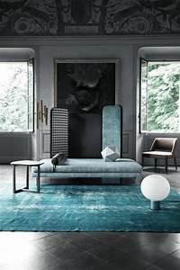 carrelage design tapis design salon moderne design With tapis de sol avec designer canapé
