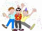 Party time clip art free clipart images - Clipartix