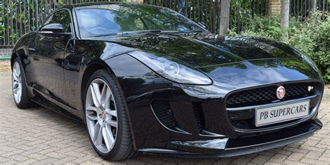 Hire A Jaguar Hire London Rent A Jaguar  Pb Supercar Hire