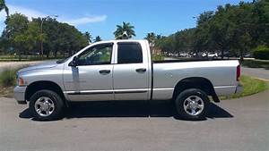 2005 Dodge Ram 2500 4x4 Cummins Diesel For Sale