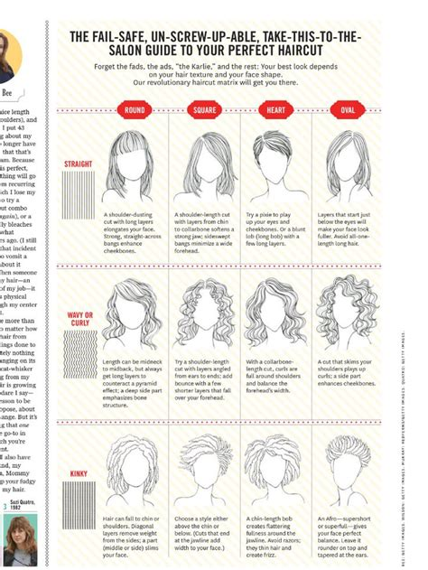 25 best ideas about hairstyles for face shapes on