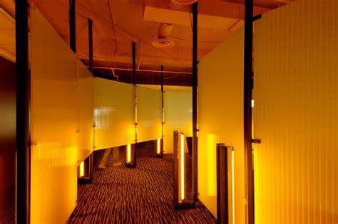 school corridor interior design