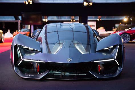 The Lamborghini Terzo Millennio At The Festival Automobile