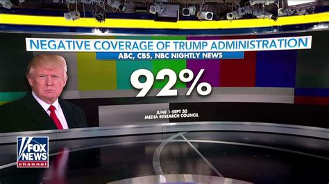 news network network evening newscasts overwhelmingly anti as