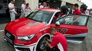 Chaine Audi A1 : le figaro remporte une course en audi a1 ~ Gottalentnigeria.com Avis de Voitures
