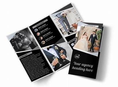Brochure Service Template Brochures Templates Tri Fold