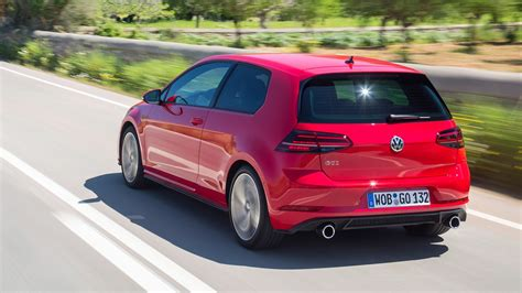 vw golf gti performance pack mk facelift  review