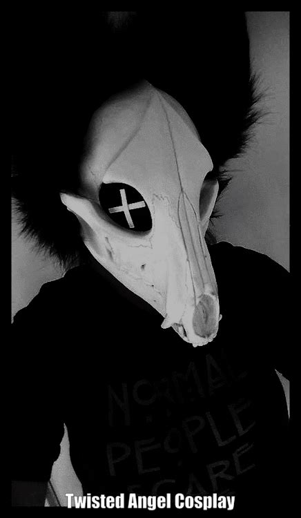 skull fursuit tumblr