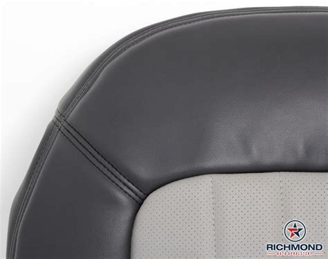 2004-2005 Mercury Mountaineer Perforated Leather Seat