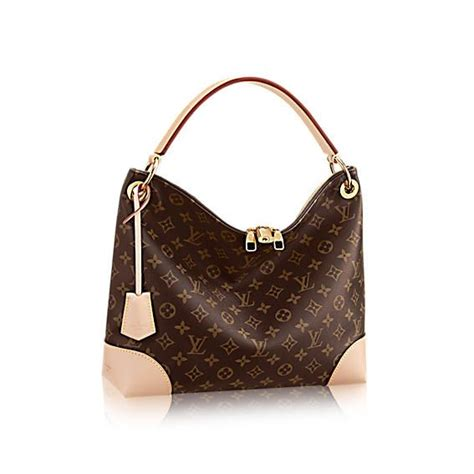 berri pm monogram canvas handbags louis vuitton