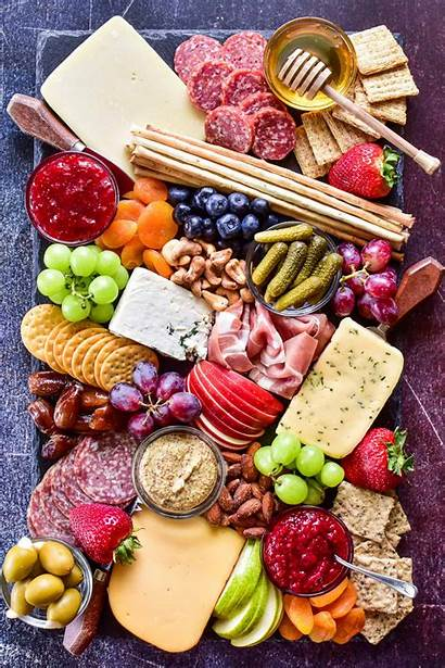 Charcuterie Board Ultimate Cheese Meat Tree