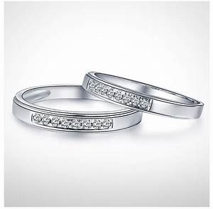mesmerizing happy couples rings 025 carat diamond on gold With cheap couple wedding rings