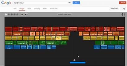 Google Games Atari Breakout Play Za Animated