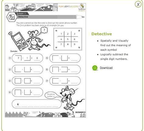 free maths worksheets for kindergarten to grades 1 2 3