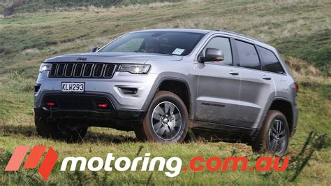 2017 Jeep Grand Cherokee Srt & Trailhawk Review