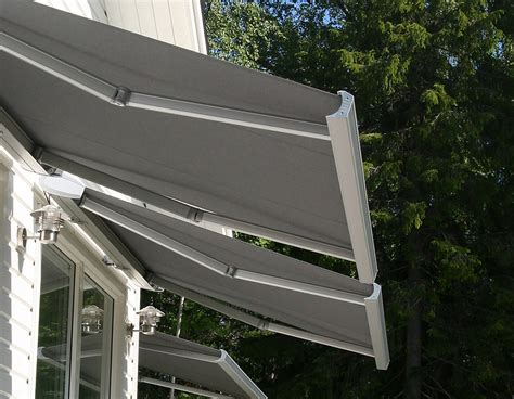 folding arm awnings retractable  versatile outdoor area