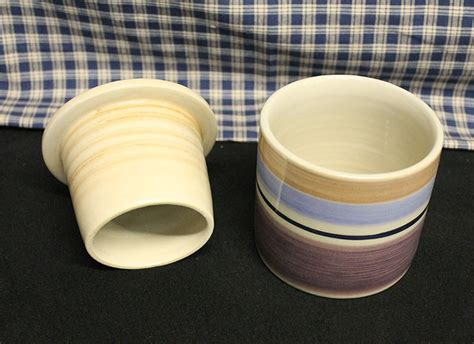 stoneware french butter keeper butter bell crock usa