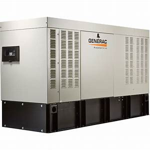 Generac Protector Series Diesel Home Standby Generator  U2014 30 Kw  120  240 Volts  Single Phase