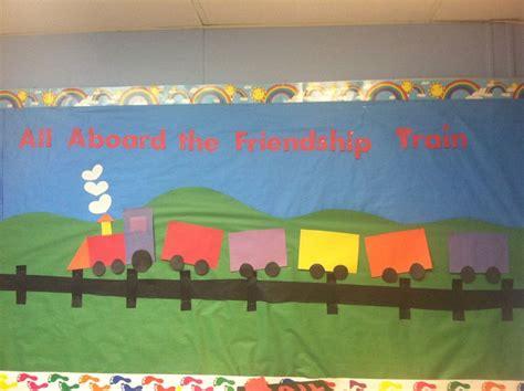 friendship station preschool transportation friendship board by the 495