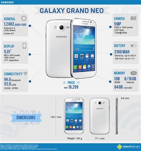 Samsung Galaxy Grand Neo samsung galaxy grand neo all you need to