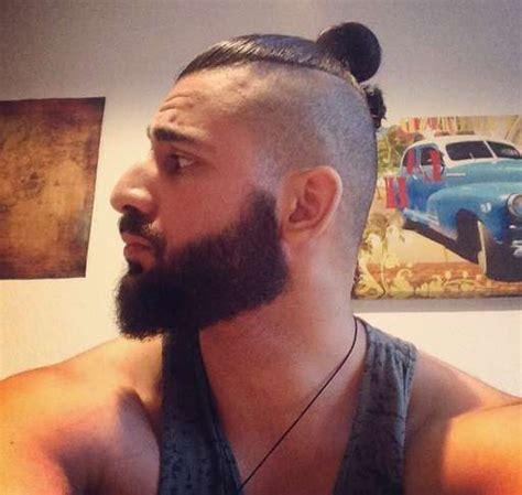 man bun hairstyle guide man bun hairstyle