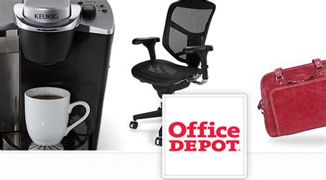 Office Depot Coupons Free Gift With Purchase by Office Depot 10 30 In Store Coupon
