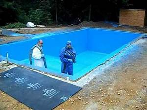 Pool Aus Container : maclennan polyprufe pool liner youtube ~ Orissabook.com Haus und Dekorationen