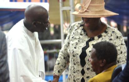 Remi tinubu, wife of all progressives congress chieftain, asiwaju bola tinubu, for displaying disgusting arrogance on wednesday. EXCLUSIVED: Senator Remi Tinubu, wife of the national leader of APC, Senator Ahmed Bola Tinubu ...