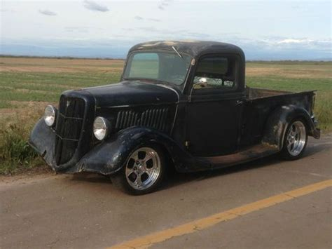 street ls for sale buy used 1935 ford rod pickup rat rod style daily