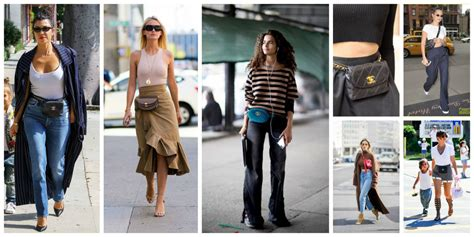 2018 Trends Something Borrowed And Plenty That Is New: Belt Bags & Fanny Packs: 2018 Fashion Trends!