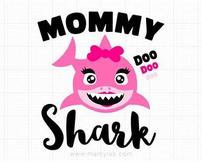 Shark Mommy Clipart Svg Clipground 2021 Mom