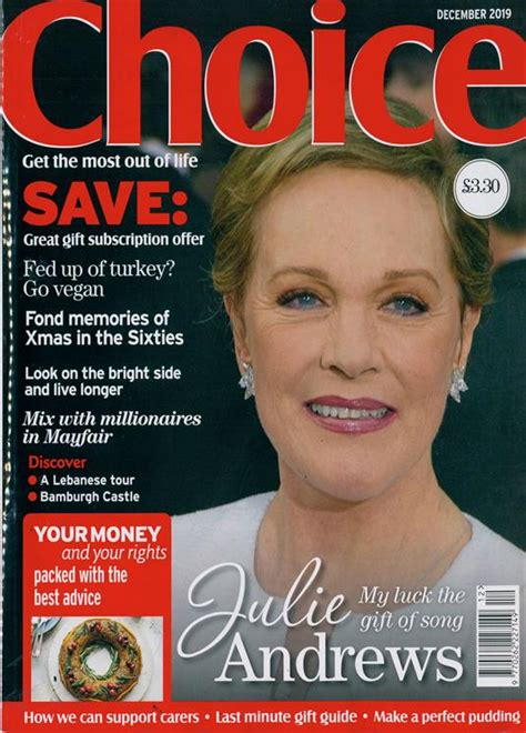 Choice Magazine Subscription | Buy at Newsstand.co.uk ...